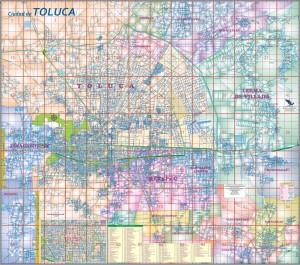Cd. de Toluca 125x140 cm