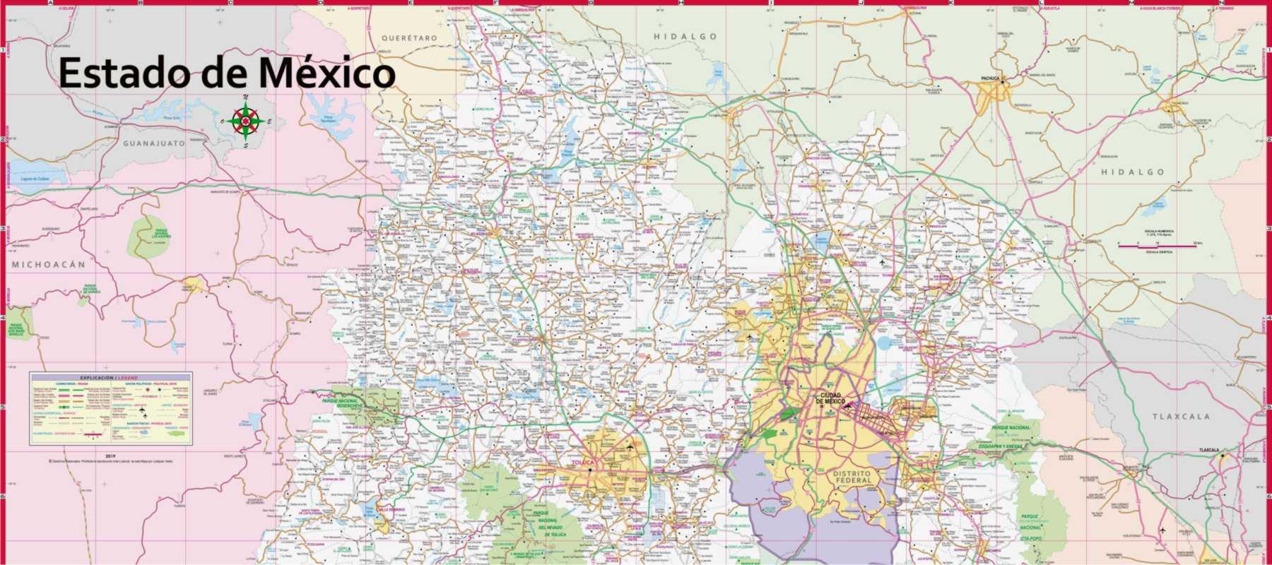Mapas Independencia Tradicion Y Calidad En Mapas